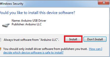 Arduino download free