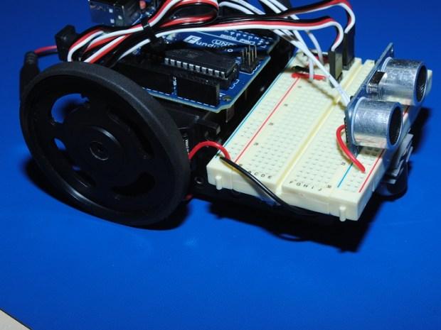 Cấp nguồn cho robot arduino