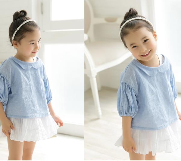 Chọn trang phục mùa hè cho bé phù hợp với sở thích