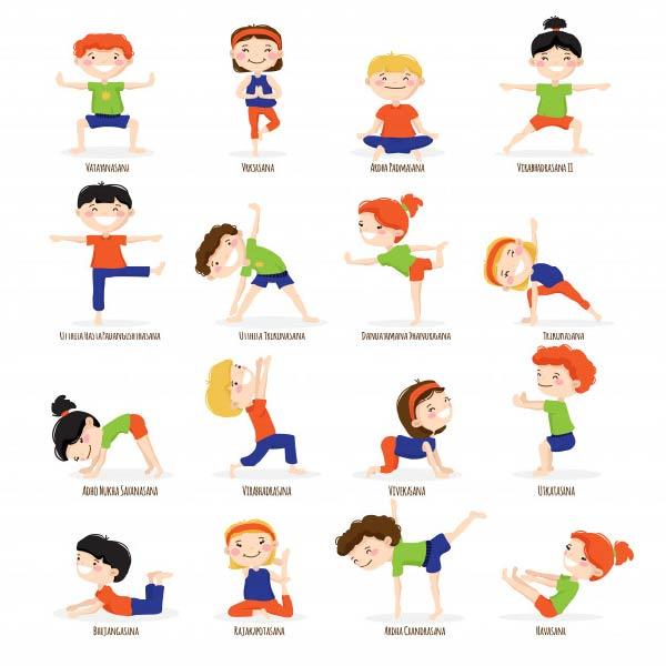 Các nguyên tắc giáo dục thể chất cho bé