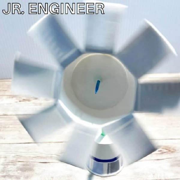 Hướng dẫn thực hiện STEM thí nghiệm chế tạo cối xay gió