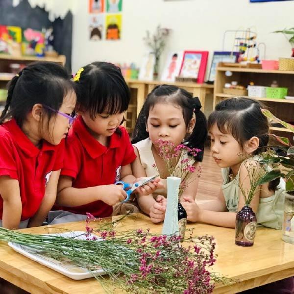 Montessori là gì? Tại sao phương pháp này được ưa chuộng?