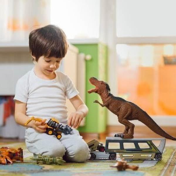 Đồ chơi Montessori có lợi ích như thế nào với sự phát triển của trẻ?