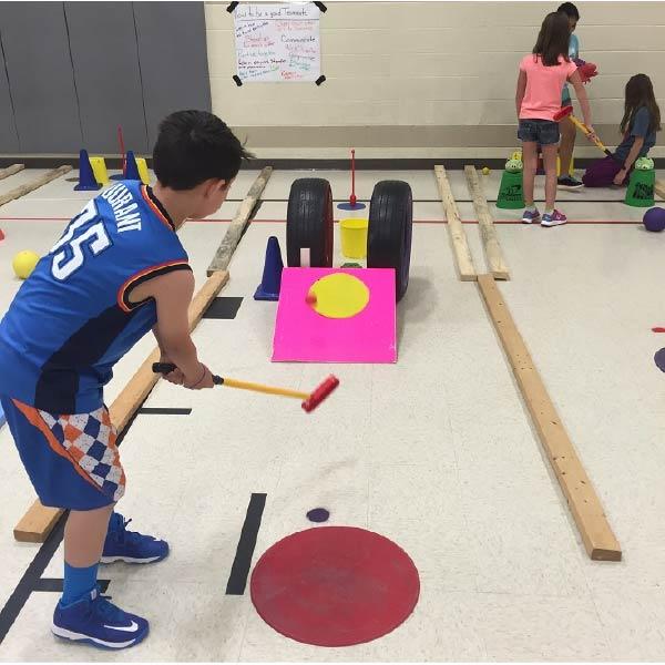 ý tưởng ngày hội STEM: Sân Golf Mini cho trẻ