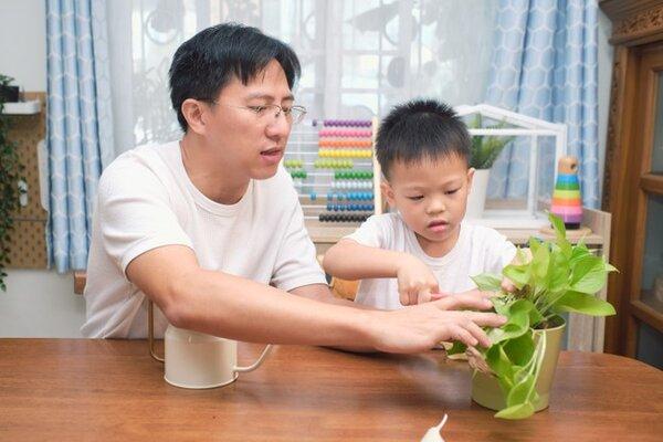 Phương pháp Montessori tại nhà