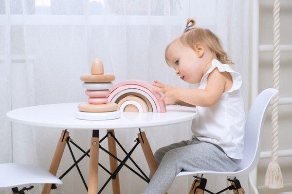 Phương pháp Montessori tại nhà không làm ảnh hưởng đến sự tập trung của trẻ