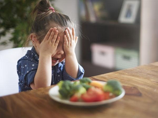 Tình trạng biếng ăn hiện nay ở trẻ