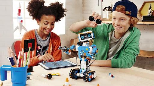 Cách học STEM Robotics đơn giản