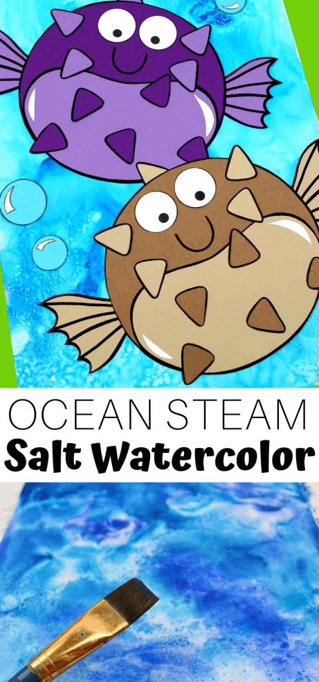 Hướng dẫn thực hiện hoạt động STEAM chủ đề đại dương