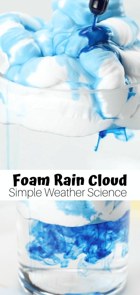 Hoạt động giáo dục STEM: tạo ra mô hình đám mây vui nhộn