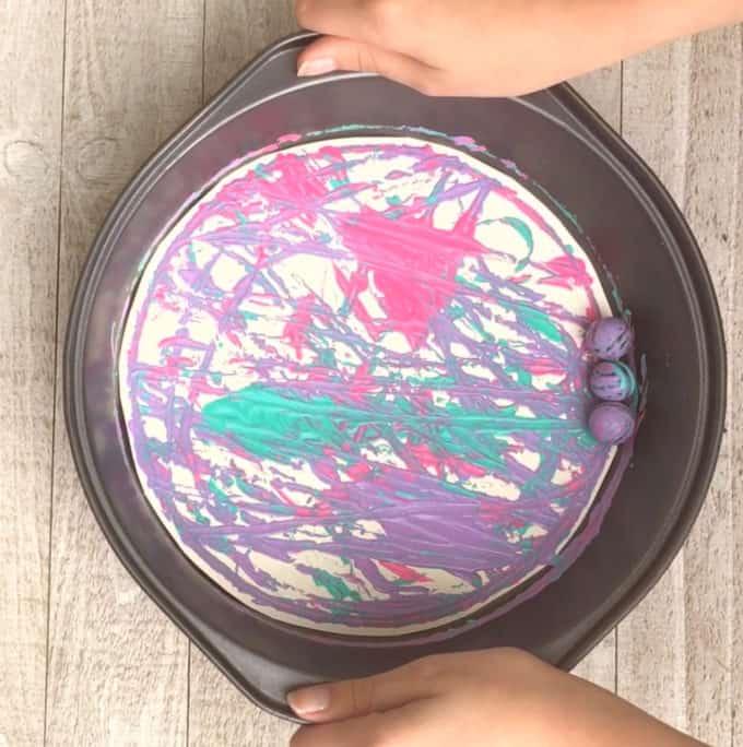 Học STEM bằng tranh đá cẩm thạch nghệ thuật với trẻ (có hướng dẫn chi tiết)