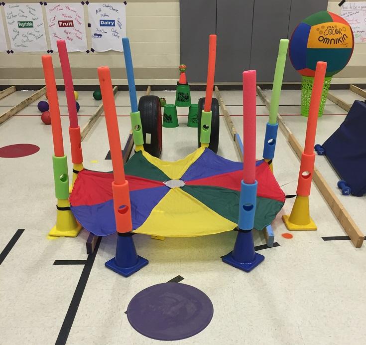 Ý tưởng về ngày hội STEM: Sân Golf Mini