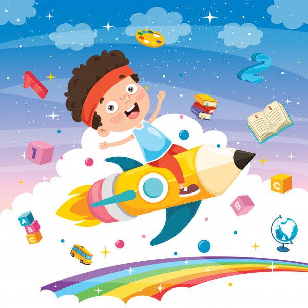 Những kiến thức trẻ nhận được từ phương pháp giáo dục Montessori là gì?
