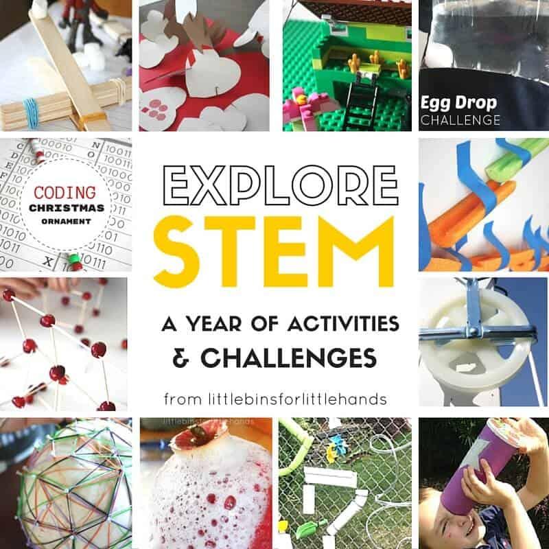 Tổng hợp các hoạt động đơn giản có thể ứng dụng vào giáo án STEM (Có hướng dẫn chi tiết)