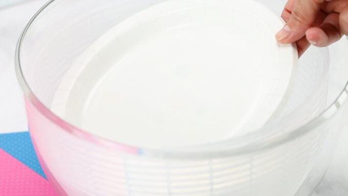 Các bước tiến hành trò chơi STEM: lắc sơn Spinner