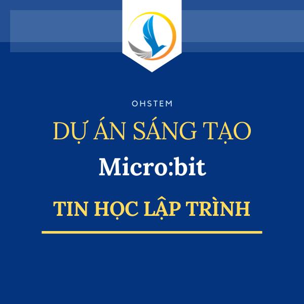 Dự án sáng tạo cùng Micro:bit