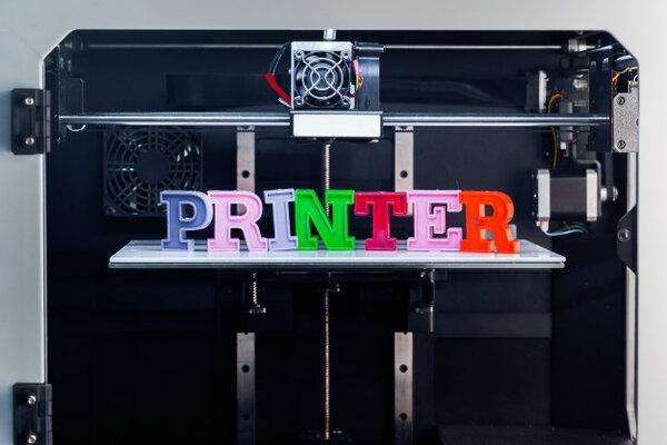 Ứng dụng máy in 3D trong giáo dục
