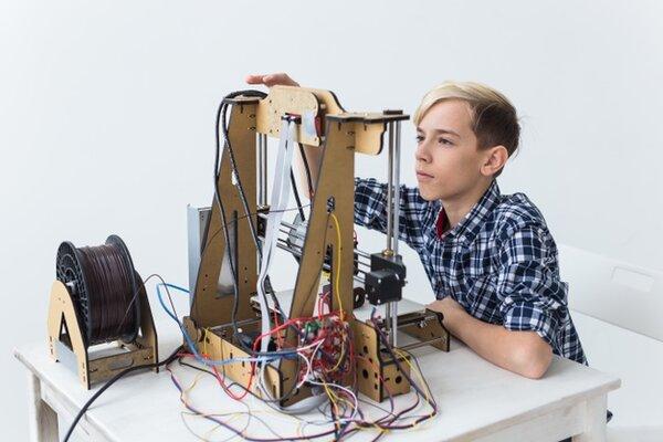 Ứng dụng của máy in 3D trong giáo dục