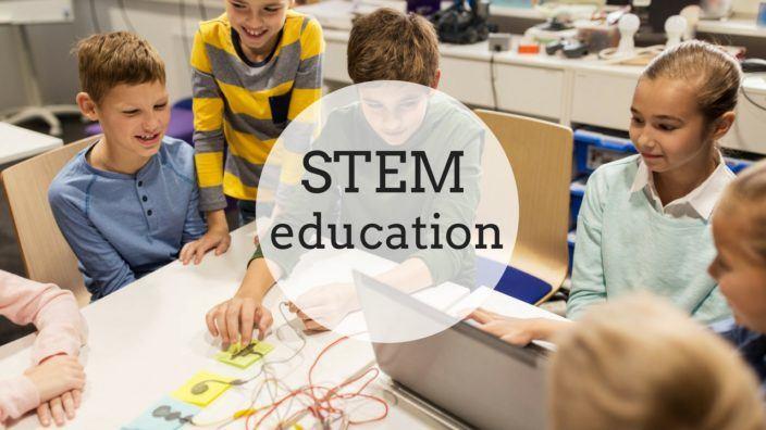 Cách ứng dụng STEM vào chương trình giảng dạy hiện tại