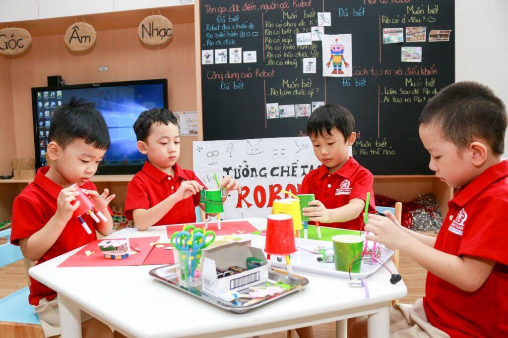 Cách tạo động lực học hỏi cho học sinh khi dạy học STEM