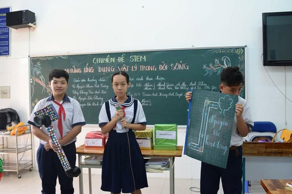 Lợi ích của giáo dục STEM