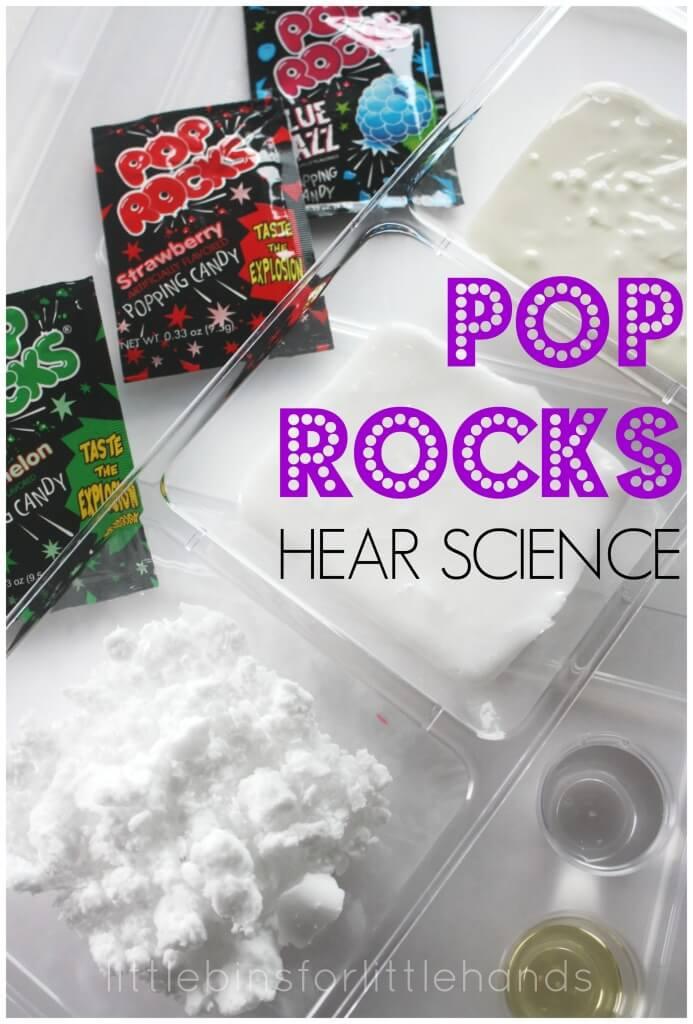 Dạy học STEM - Thí nghiệm kẹo nổ