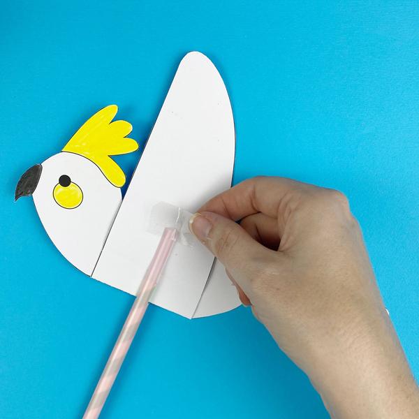 Cách xếp chim bằng giấy