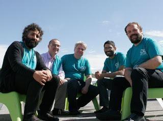Những thành viên khởi xướng ngôn ngữ lập trình Arduino