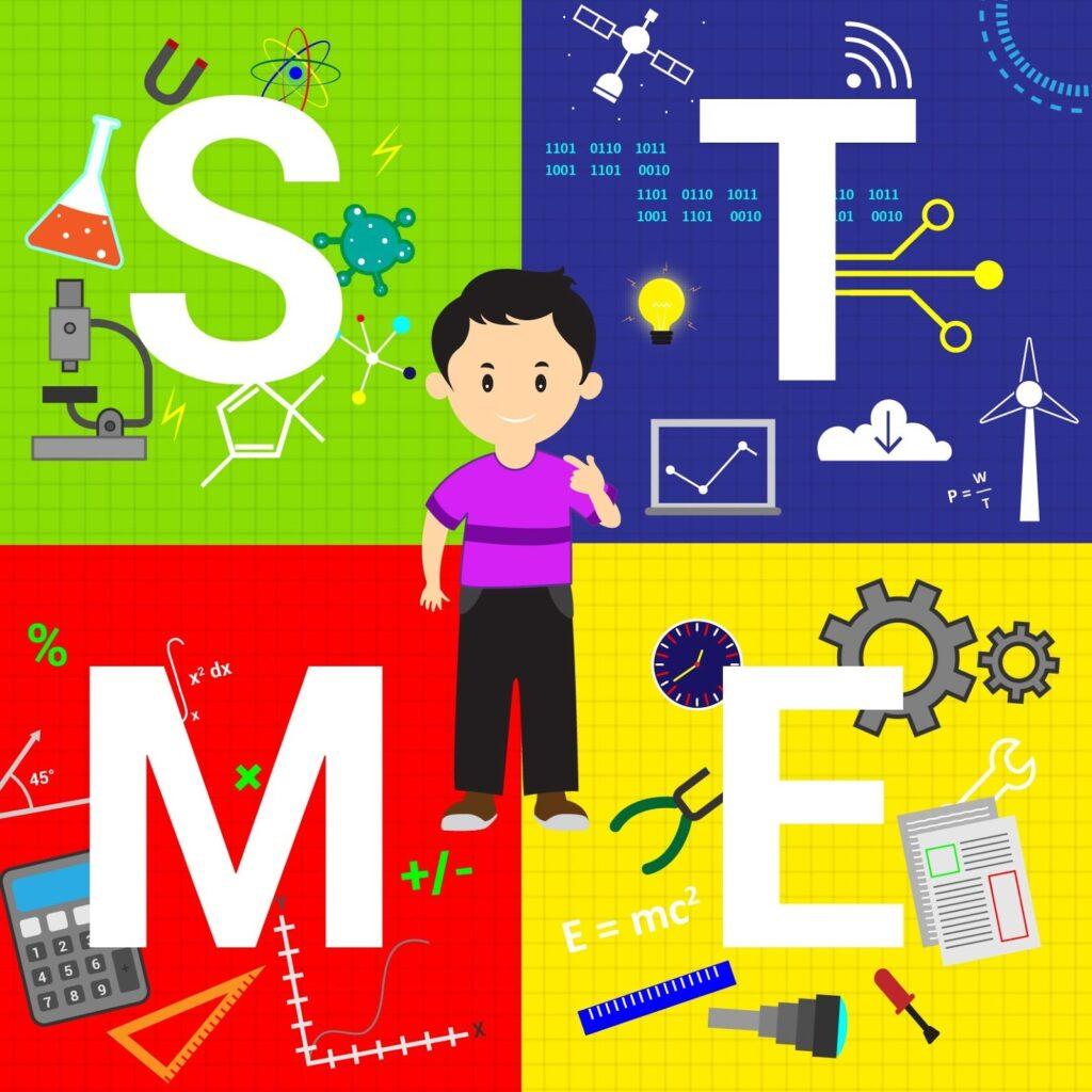 STEM với 4 môn học chủ yếu giúp trẻ vững bước vào tương lai