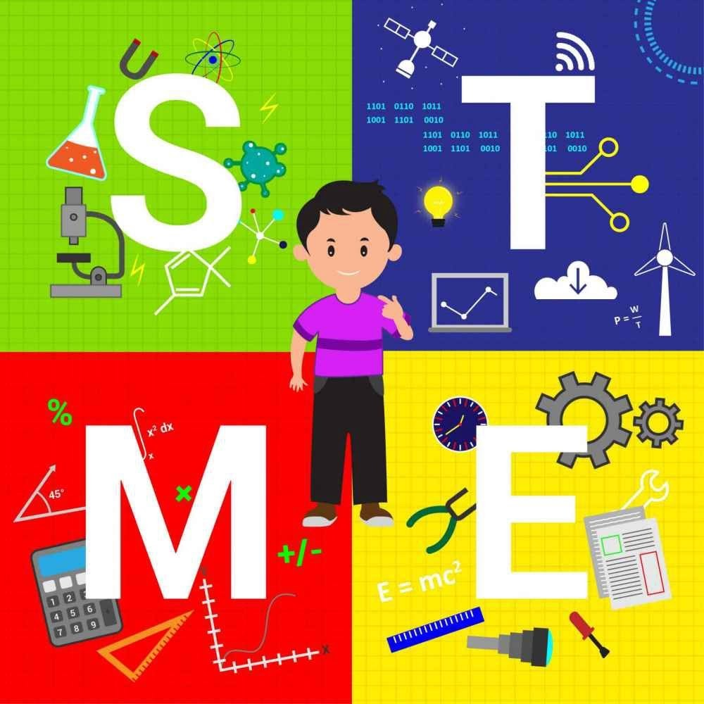 STEM - bộ môn có kết hợp các kiến thức khoa học vào giảng dạy