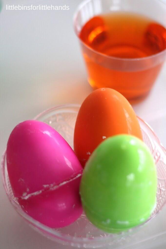 Thí nghiệm STEM - vụ nổ trứng bất ngờ
