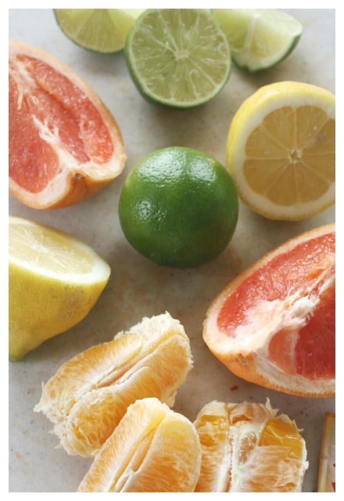 Mô hình STEM mới lạ kết hợp với các loại trái cây