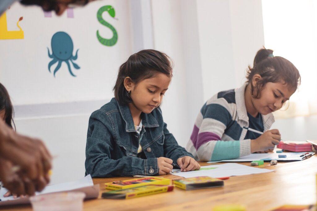 Thổi bùng ý tưởng sáng tạo cho trẻ