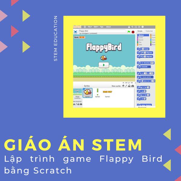 Lập trình game Flappy Bird bằng Scratch