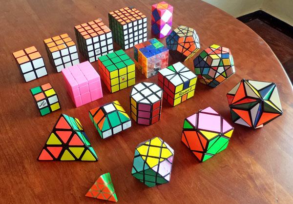 Trò chơi rèn luyện tư duy giải khối Rubik