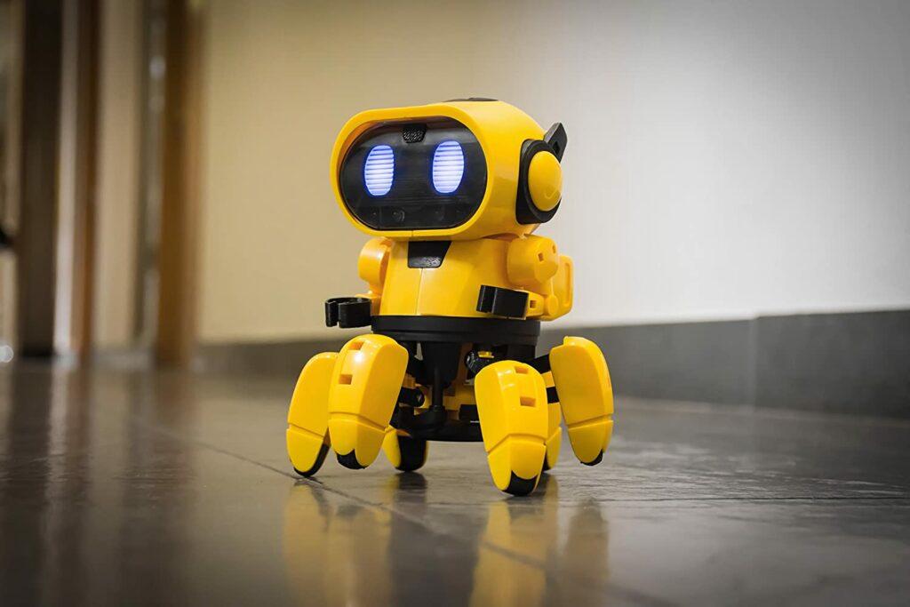 Tự học lập trình robot đơn giản