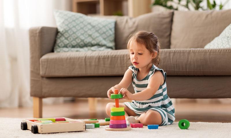 Mẹo chọn đồ chơi cho bé 5 tuổi an toàn
