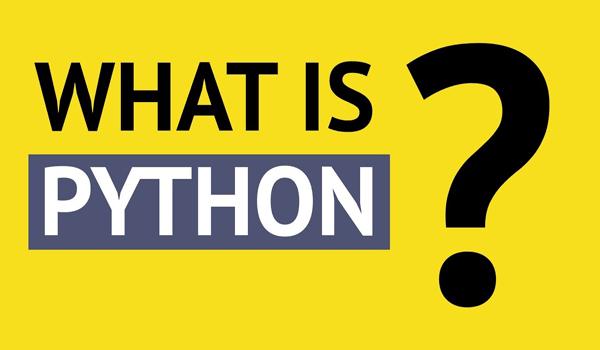 Ngôn ngữ lập trình robot Python là gì?