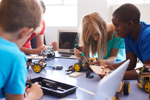 STEM robotics là gì?