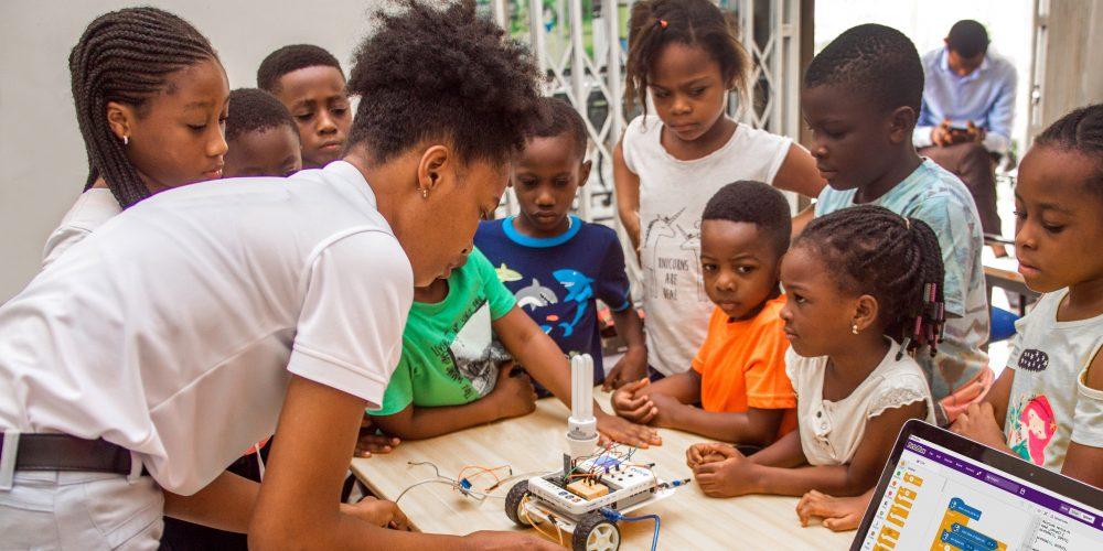 STEM LAB - môi trường học tập đầy cảm hứng