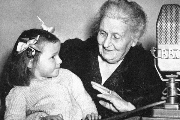 Maria Montessori - người tạo ra mô hình giáo dục Montessori