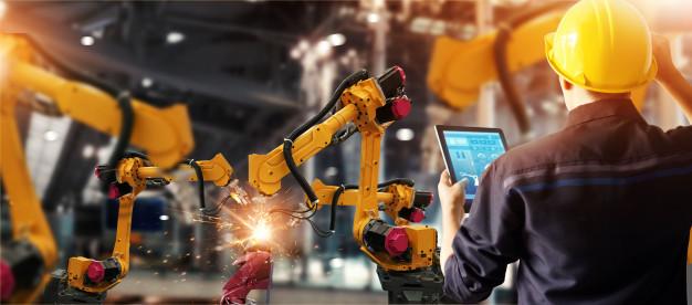 Ứng dụng của các loại robot là gì - chế tạo máy