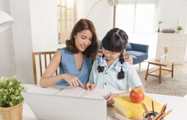 Phụ huynh đóng vai trò rất lớn trong giáo dục trẻ