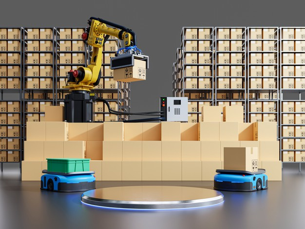 Ứng dụng của robot là gì - vận chuyển