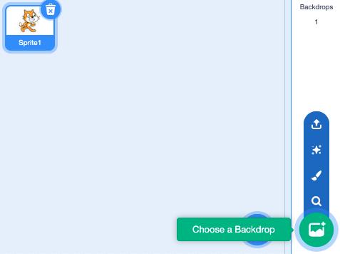 Cách thay phông nền tronng Scratch - Hướng dẫn cách làm game