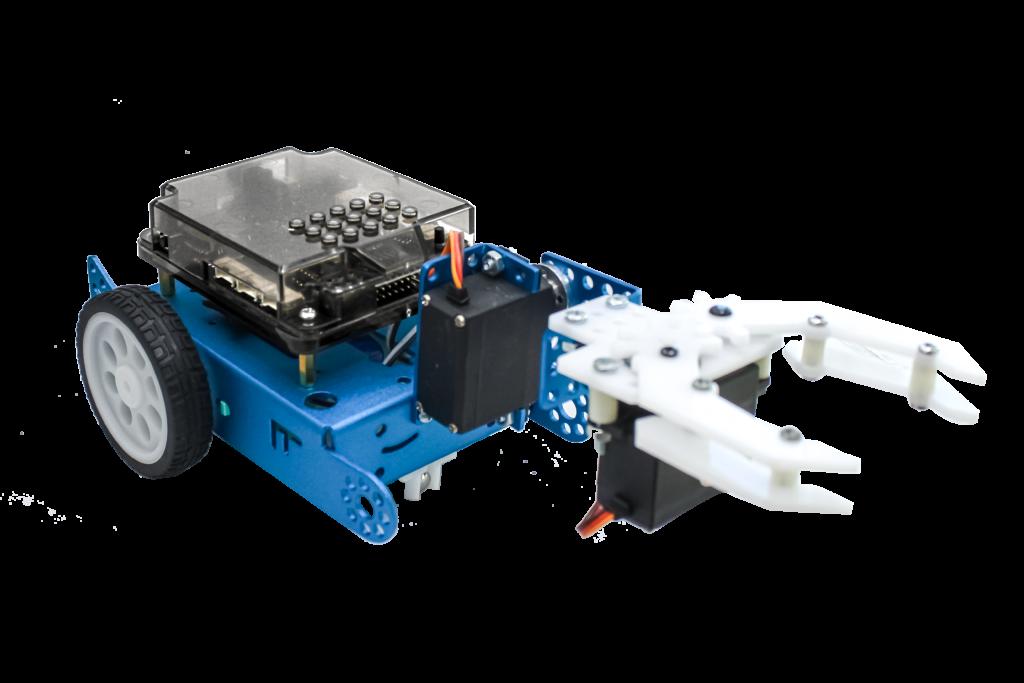 Robot giáo dục STEM xBot tay gắp