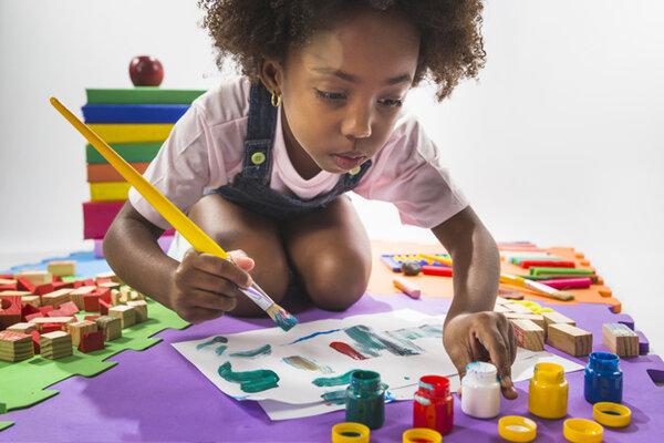 Kỹ năng trẻ nhận được từ giáo dục STEAM