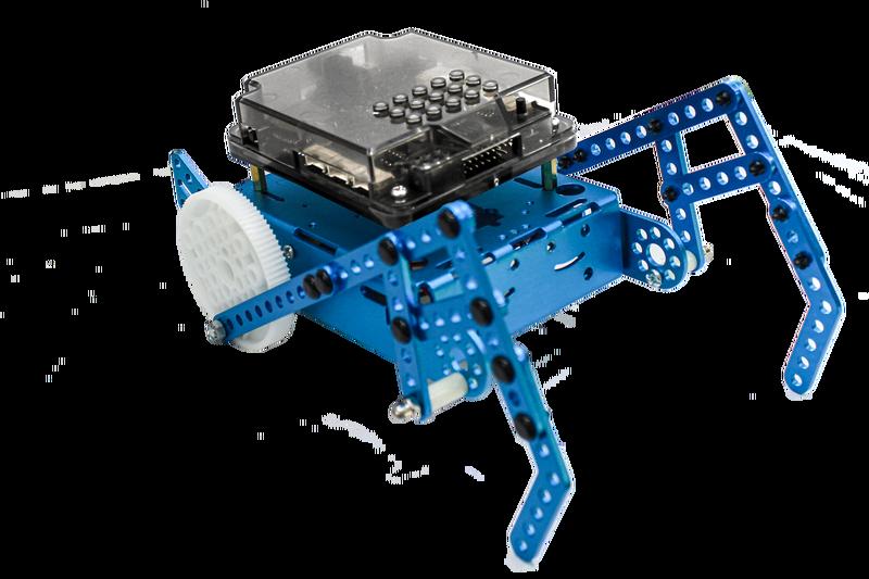 robot giáo dục STEM xBot bọ ngựa