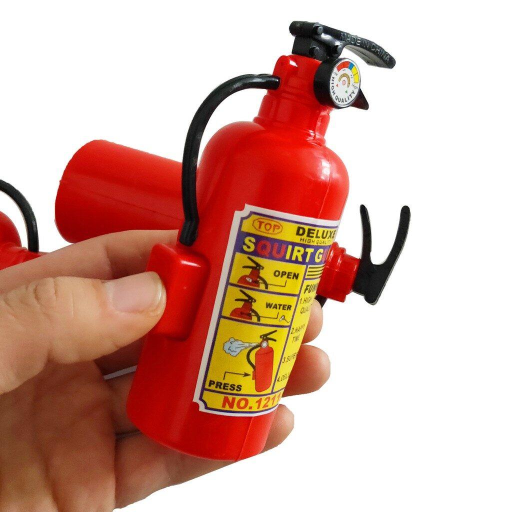 Giáo án STEM bình chữa cháy mini