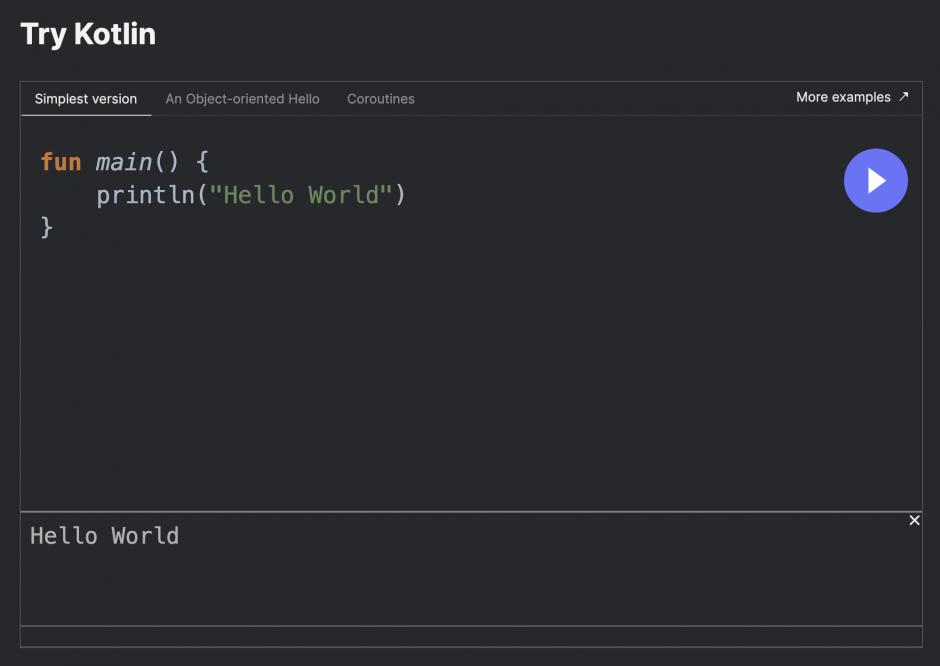 Học lập trình Android cho người mới